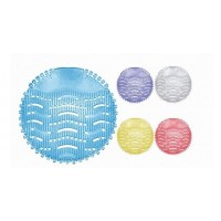 URINAL SCREEN Assorted Colors Round