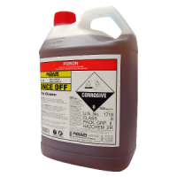 ONCE OFF -HEAVY DUTY CLEANER 5LTR
