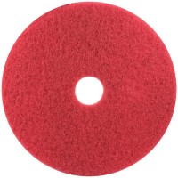 """ROTARY PAD RED 16"""" BUFFING"""