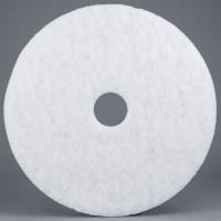 ROTARY PAD WHITE 21in-POLISHING 3M   4100,53CM, WHITE S/B 51