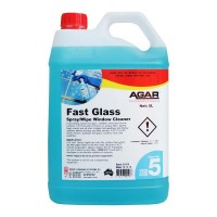 FAST GLASS 5LTR GLASS CLEANER