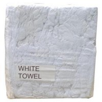 RAG - WHITE TOWEL 10KG