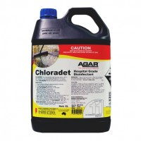 CHLORAOET 5LTR CHLORINATED CLEANERS