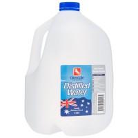 Glendale Distilled Water 4L