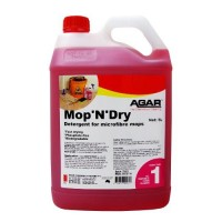 MOP & DRY FLOOR & ALL PURPOSE 5LTR