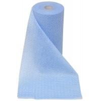 NAB WIPES HEAVY DUTY 30cm*45cm BLUE 90SHT/ROLL