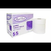 JUMBO TOILET PAPER 2PLY 300M (8 rolls in carton)