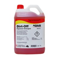 DIRT OFF - HEAVY DUTY CLEANER 5 LTR