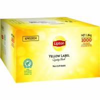 TEA BAGS & STRING 1000 - LIPTON