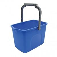 10L Blue Window Bucket