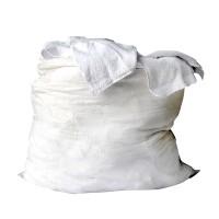 WHITE TOWEL 10KG SACK
